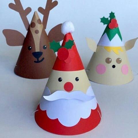 adornos para fiesta tematica de navidad