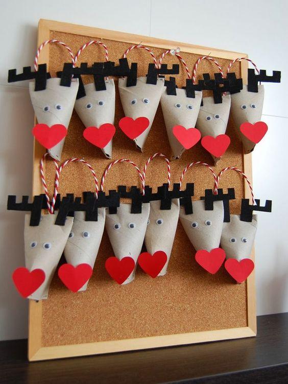dulceros navideños creativos