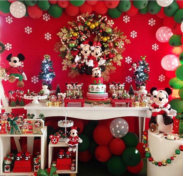 ideas para fiesta en navidad