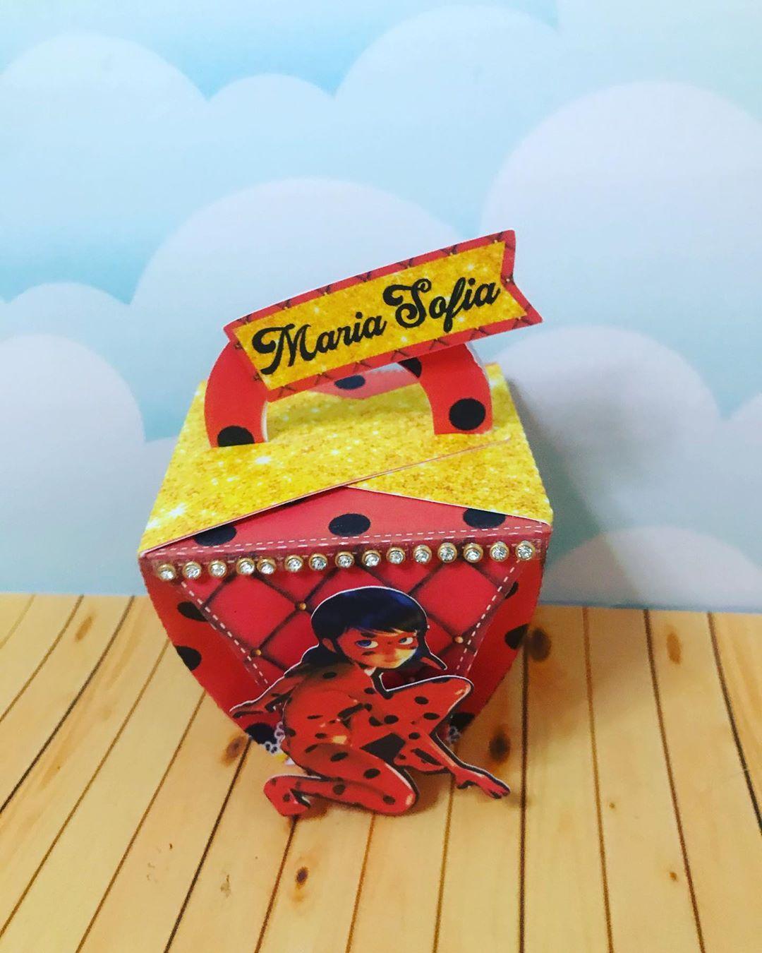 dulceros de ladybug