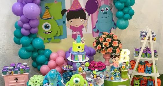 fiesta boo monster inc