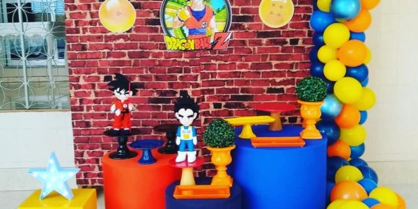 fiesta de dragon ball z
