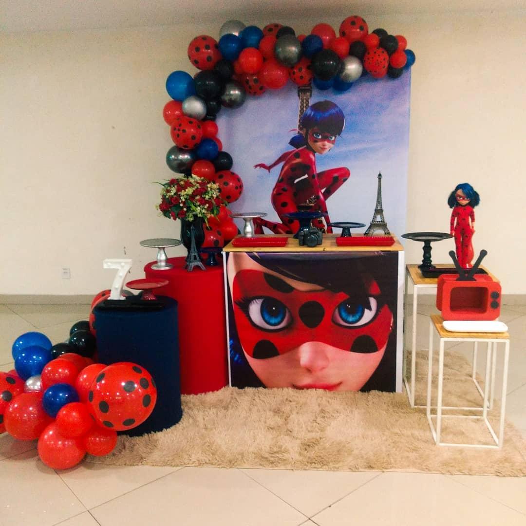 fiesta de ladybug