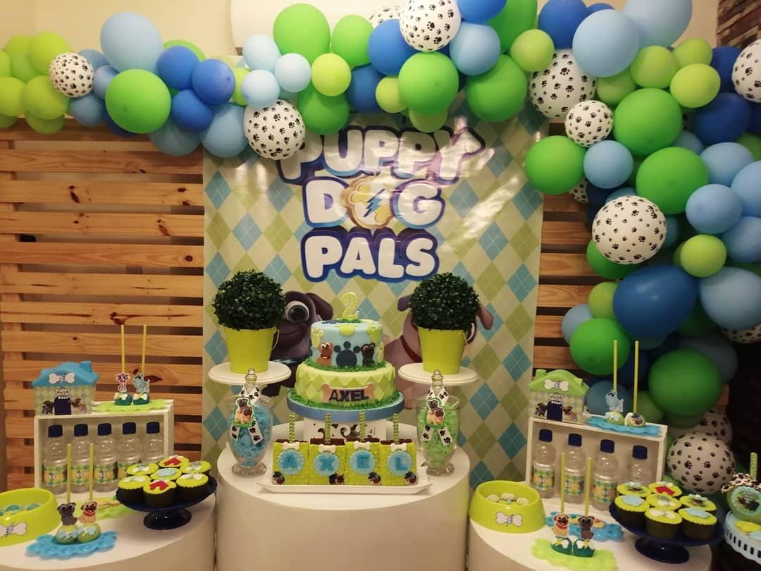 imagenes de puppy dog pals para cumpleaños