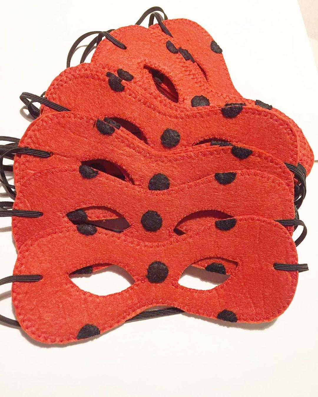 manualidades de ladybug para cumpleaños