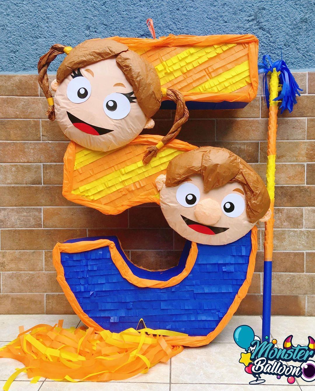 piñata bely y beto