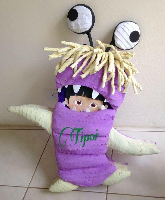 piñata de boo monster inc