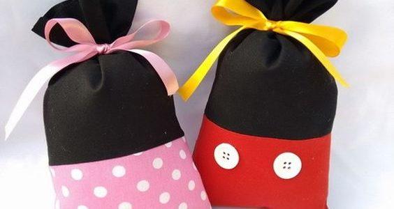 bolsas de minnie mouse para dulce