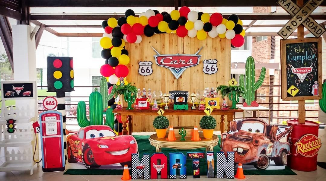 fiesta de cars