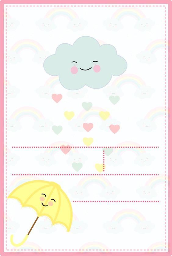 tarjetas de cumpleaños lluvia de amor