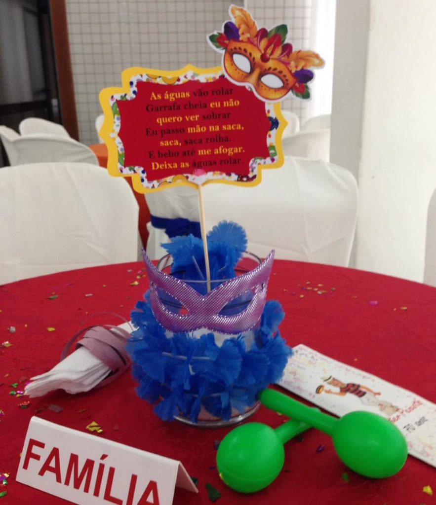 carnival centerpieces