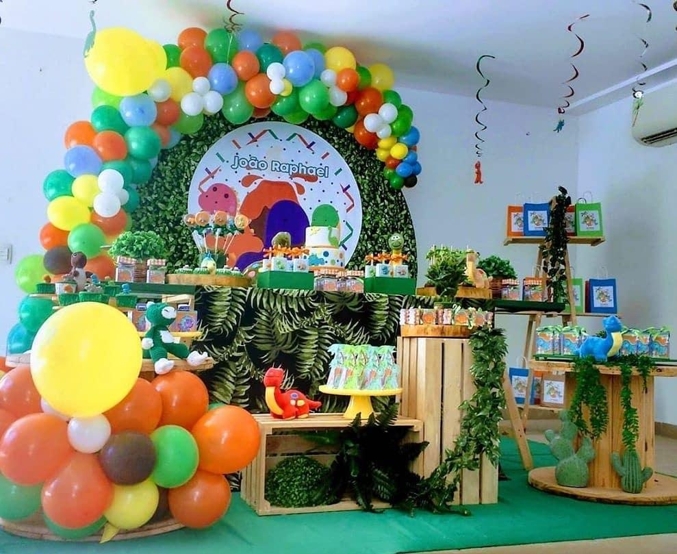 decorations dinosaur party
