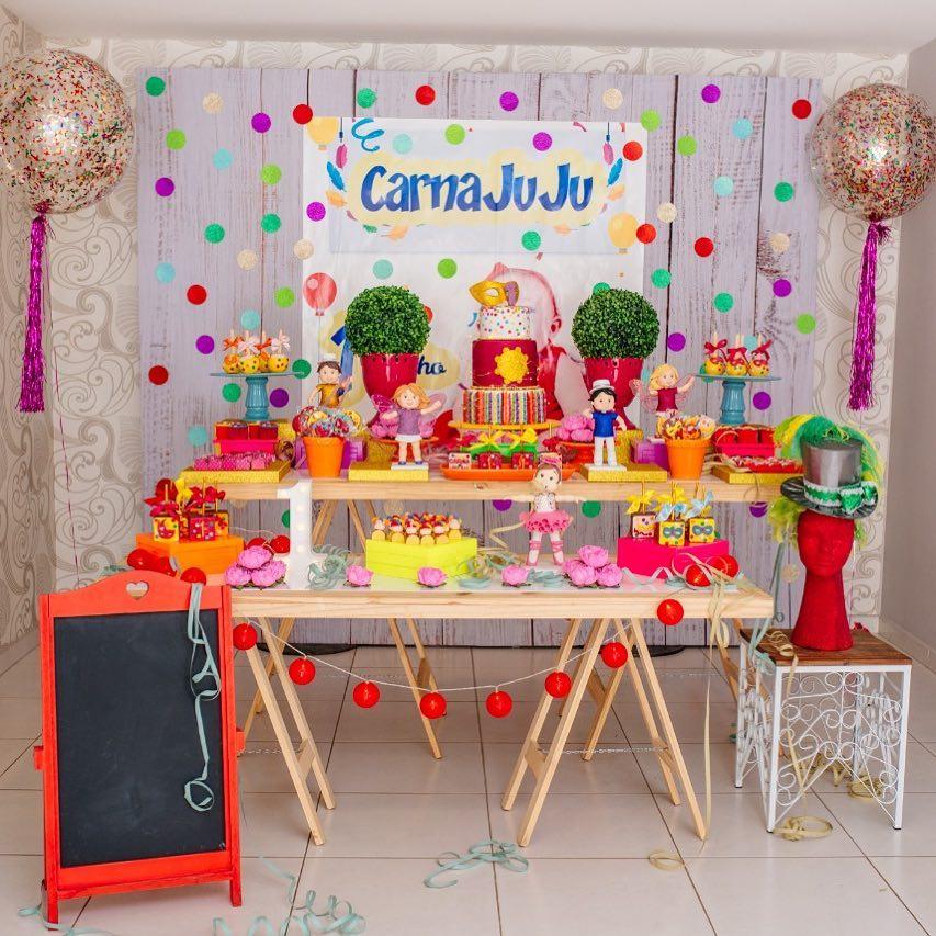 ideias para festa de carnaval
