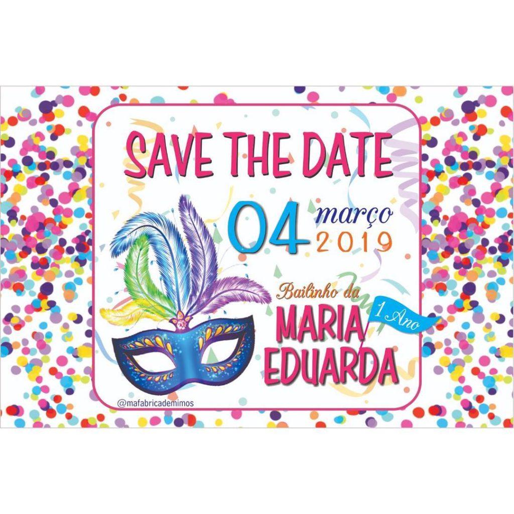 invitacion para fiesta de carnaval