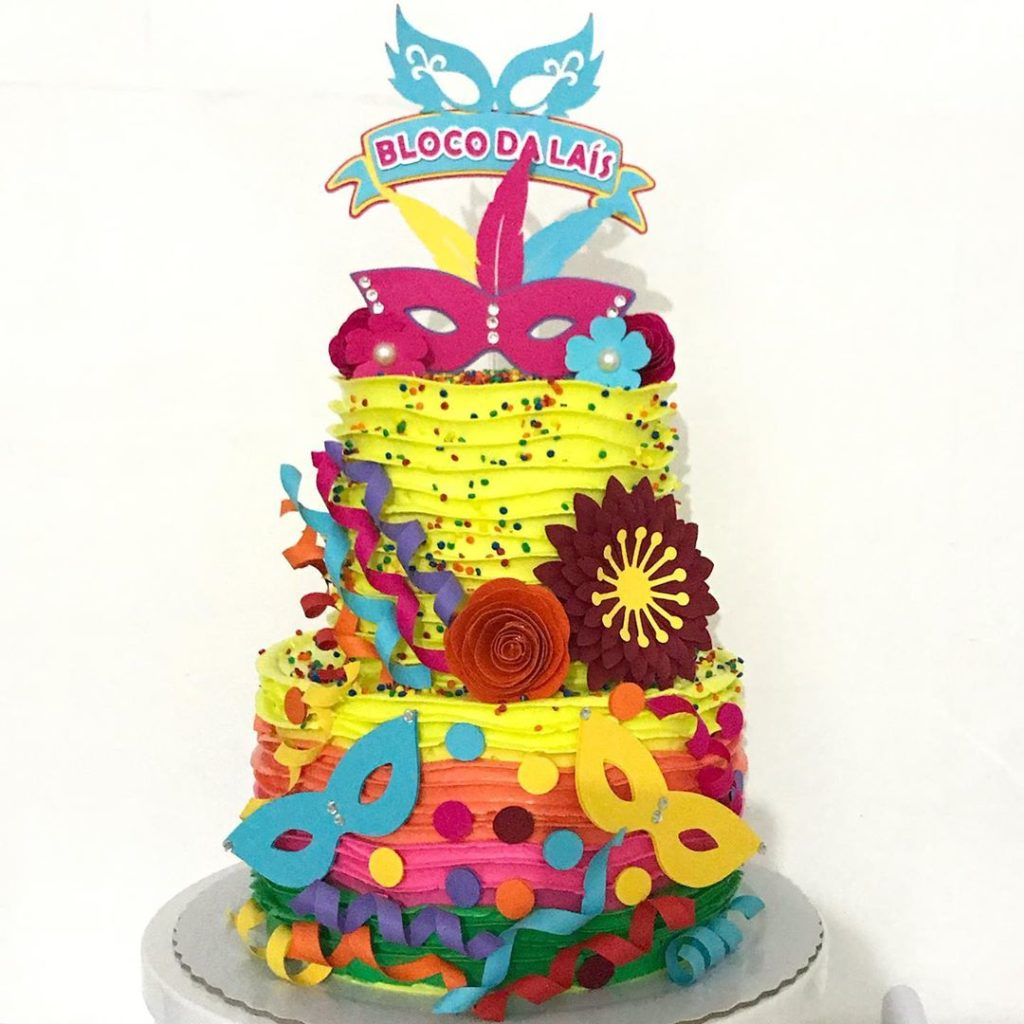 torta de carnaval